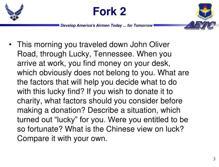 Fork 2