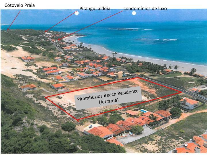 Cotovelo Praia