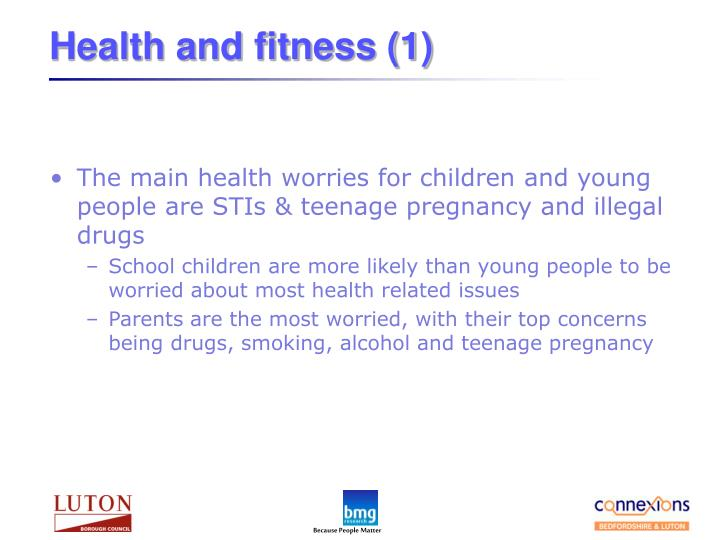 Health and fitness (1)