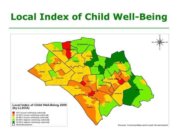 Local Index of Child Well-Being
