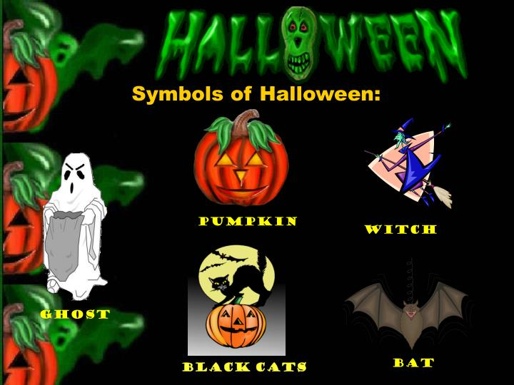 Symbols of Halloween: