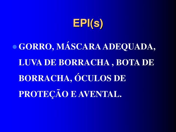 EPI(s)
