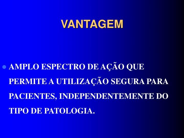 VANTAGEM