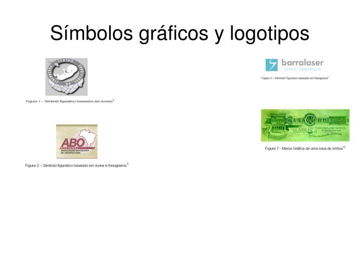 Símbolos gráficos y logotipos