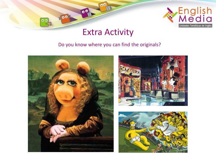 Extra Activity