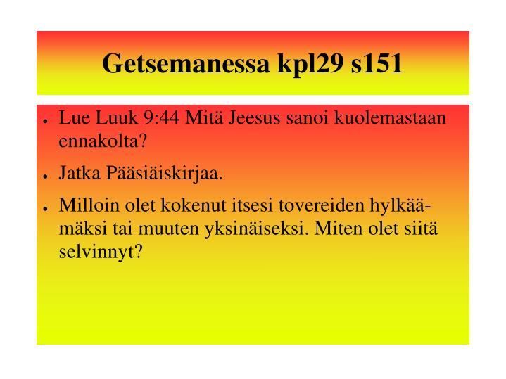 Getsemanessa kpl29 s151