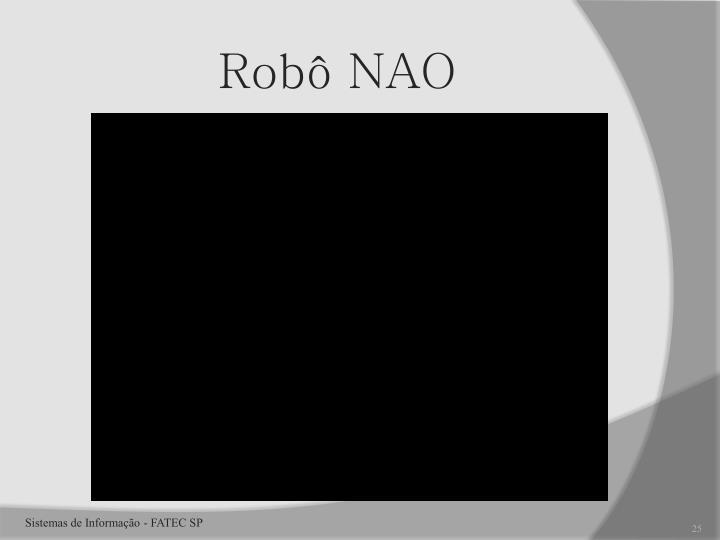 Robô NAO