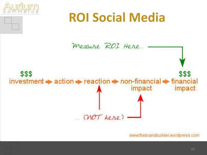 ROI Social Media
