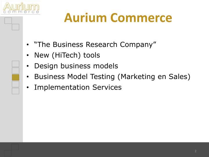 Aurium Commerce