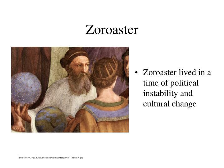 Zoroaster