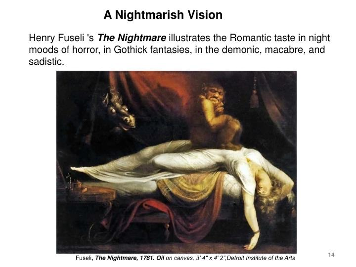 A Nightmarish Vision