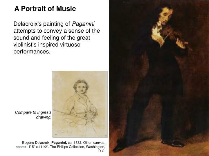 A Portrait of Music