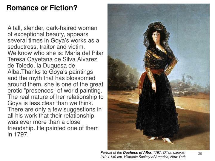 Romance or Fiction?