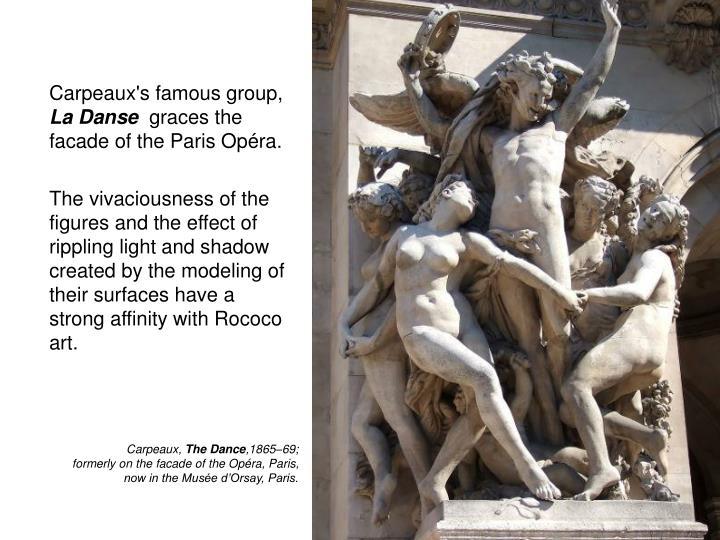 Carpeaux's famous group,