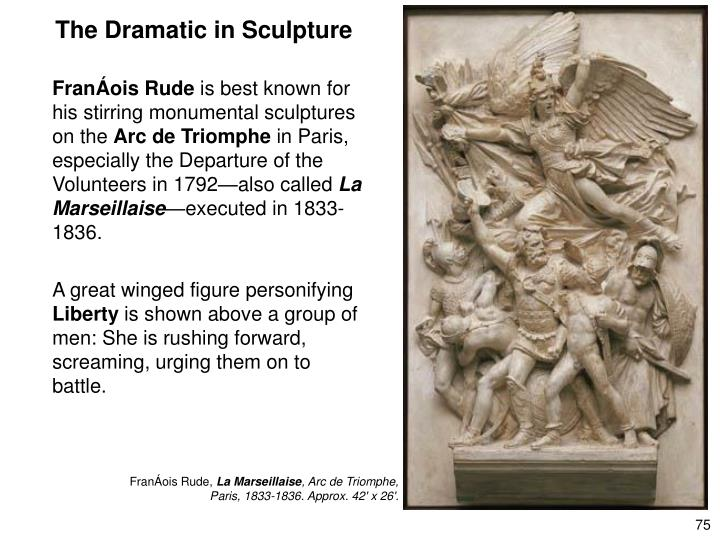 The Dramatic in Sculpture