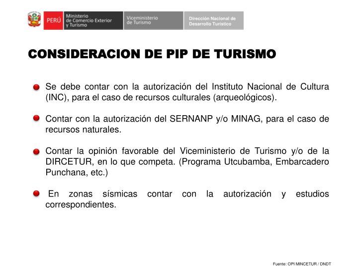 Dirección Nacional de Desarrollo Turístico