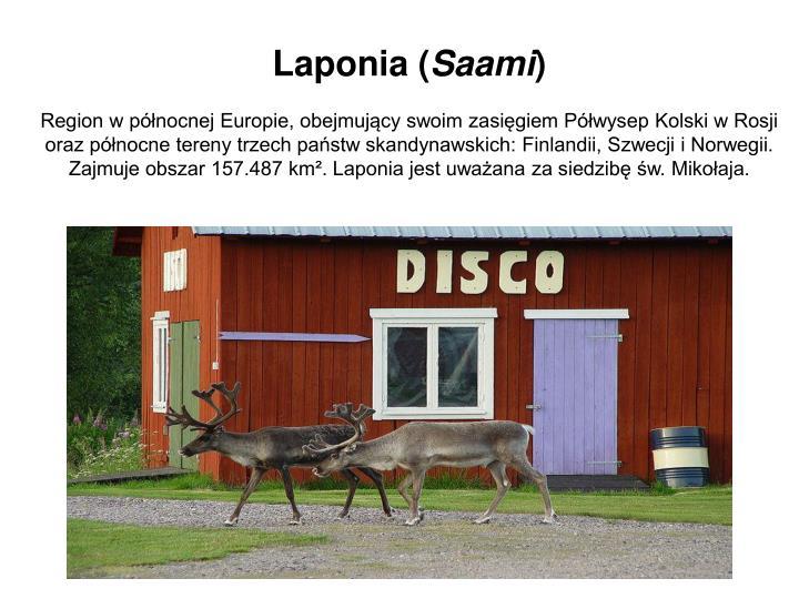 Laponia (