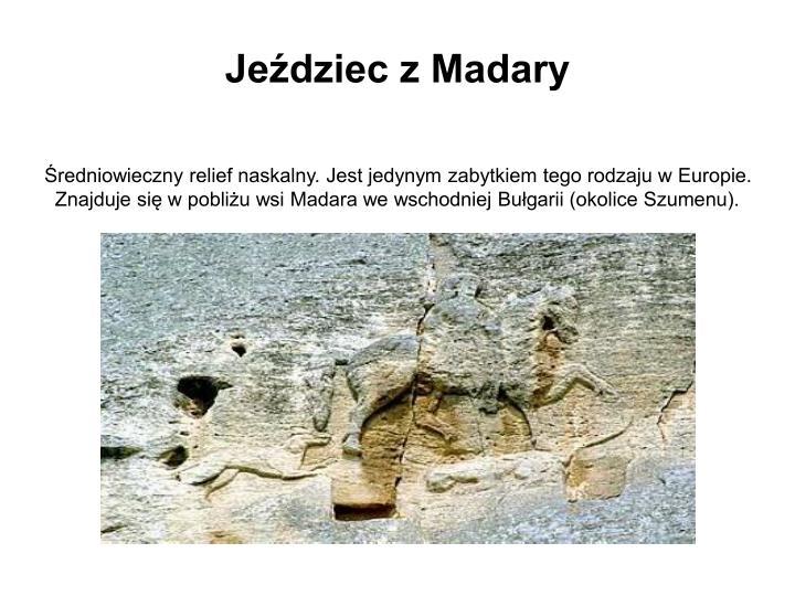 Jeździec z Madary