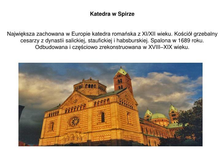 Katedra w Spirze