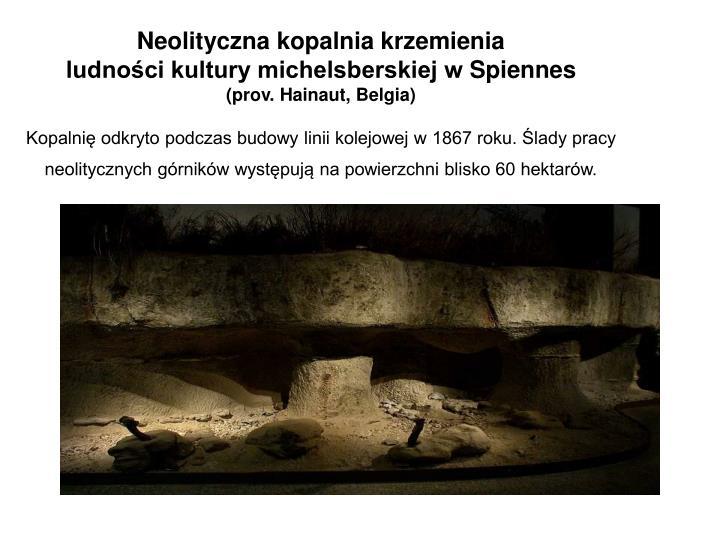 Neolityczna kopalnia krzemienia