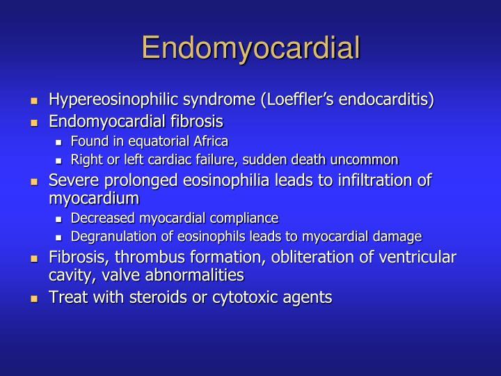 Endomyocardial