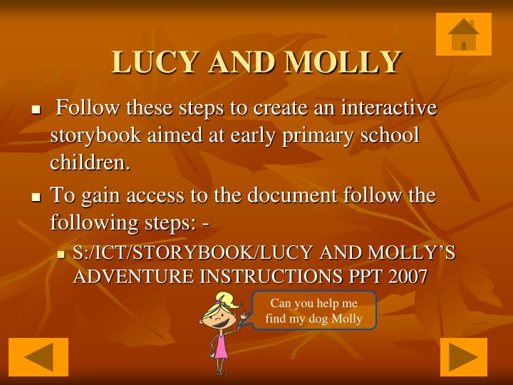 Lucy and molly2