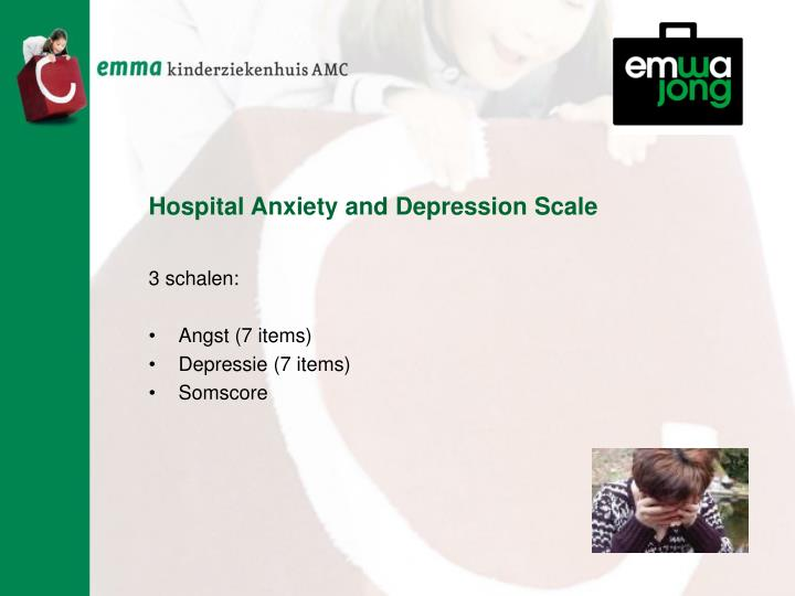 Hospital Anxiety and Depression Scale