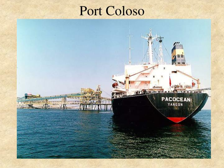 Port Coloso