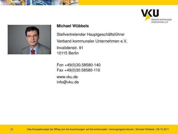 Michael Wübbels