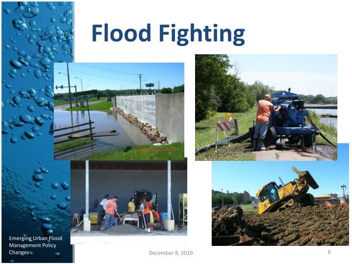 Flood Fighting