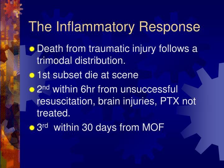 The Inflammatory Response