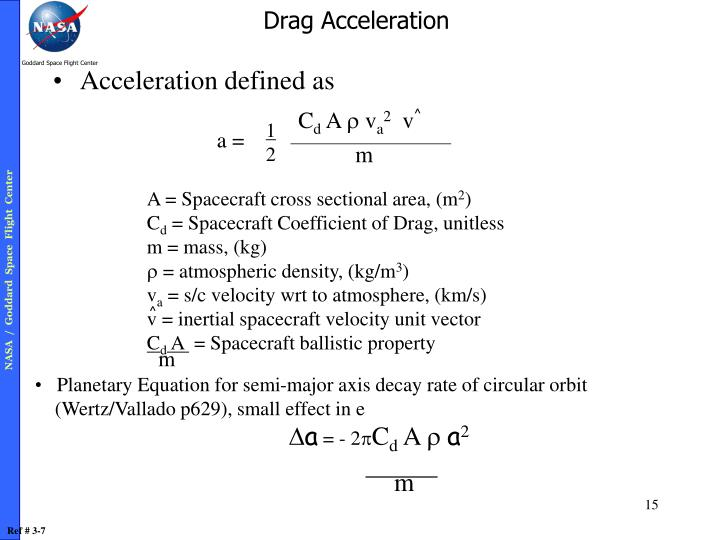 Acceleration defined as