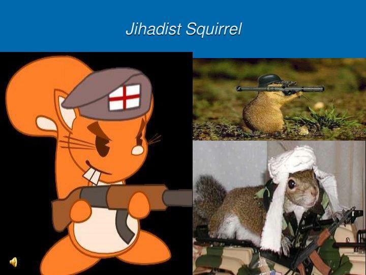 Jihadist Squirrel