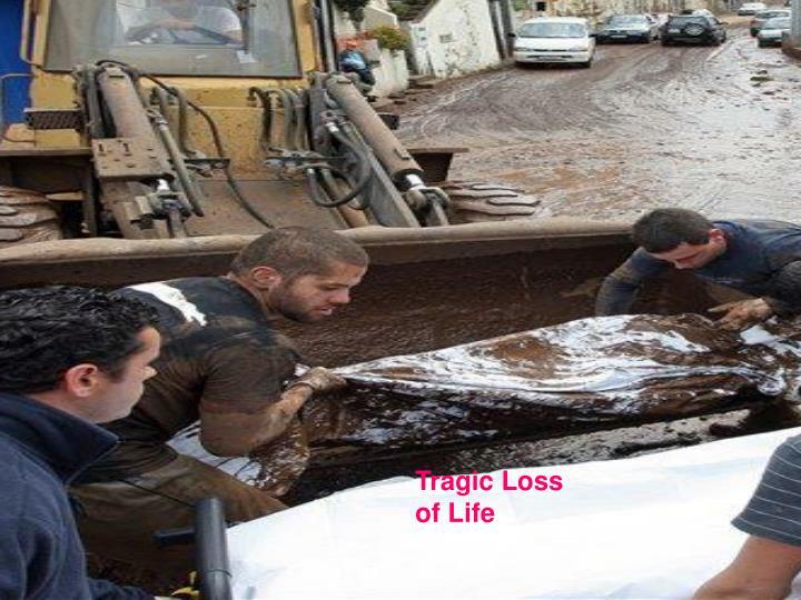 Tragic Loss of Life