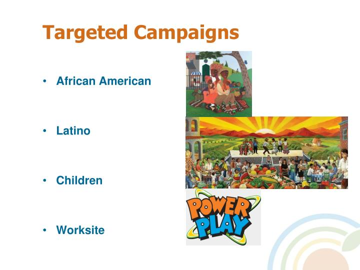 Targeted Campaigns