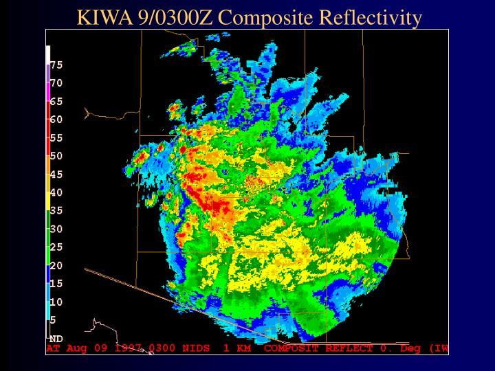 KIWA 9/0300Z Composite Reflectivity