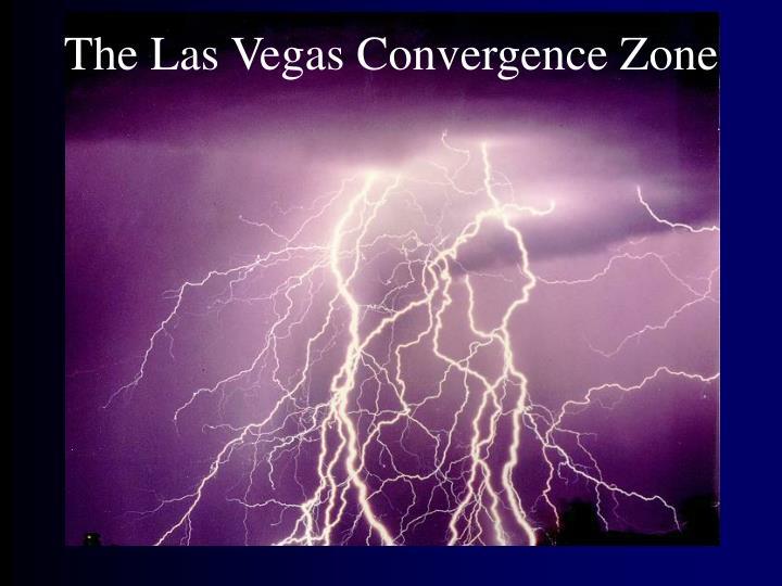 The Las Vegas Convergence Zone