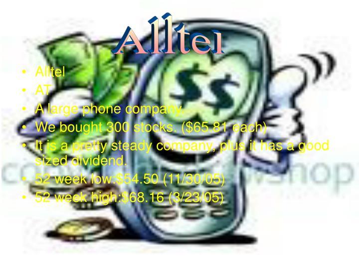 Alltel