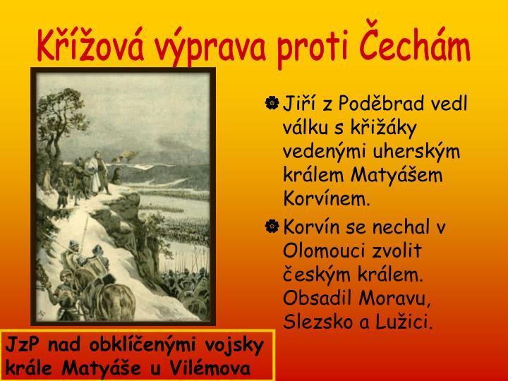 Křížová výprava proti Čechám