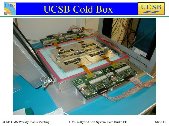 UCSB Cold Box