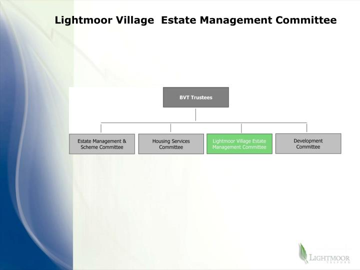 Lightmoor Village  Estate Management Committee