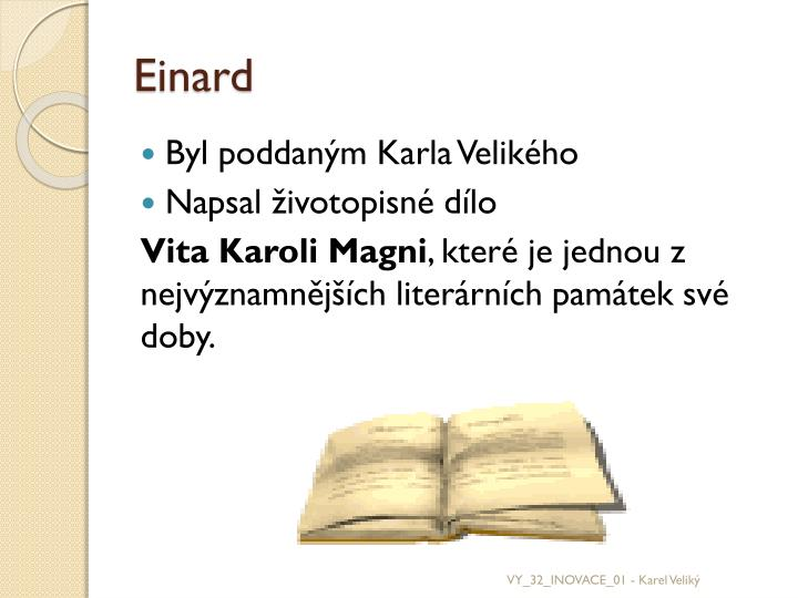Einard