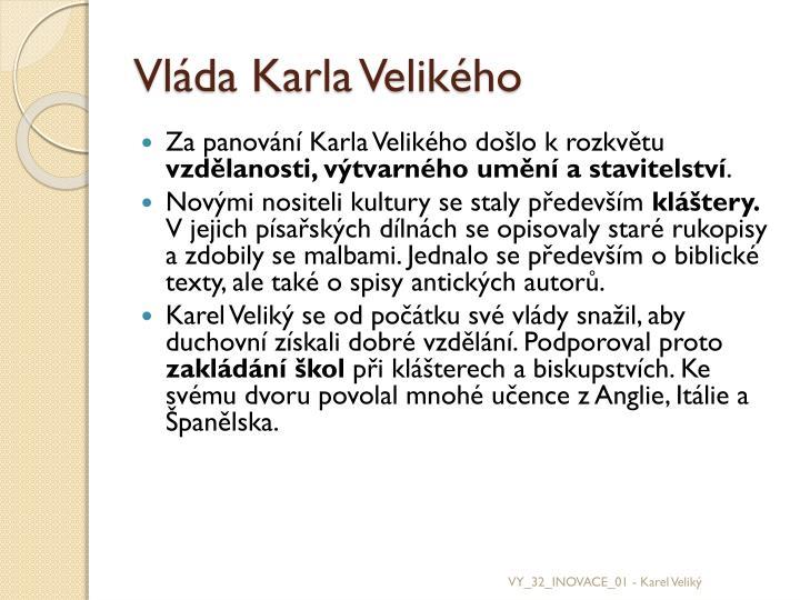 Vláda Karla Velikého