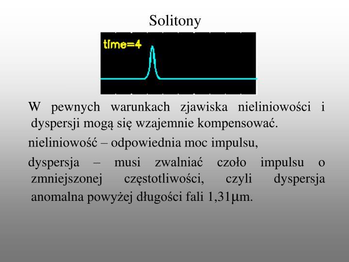 Solitony