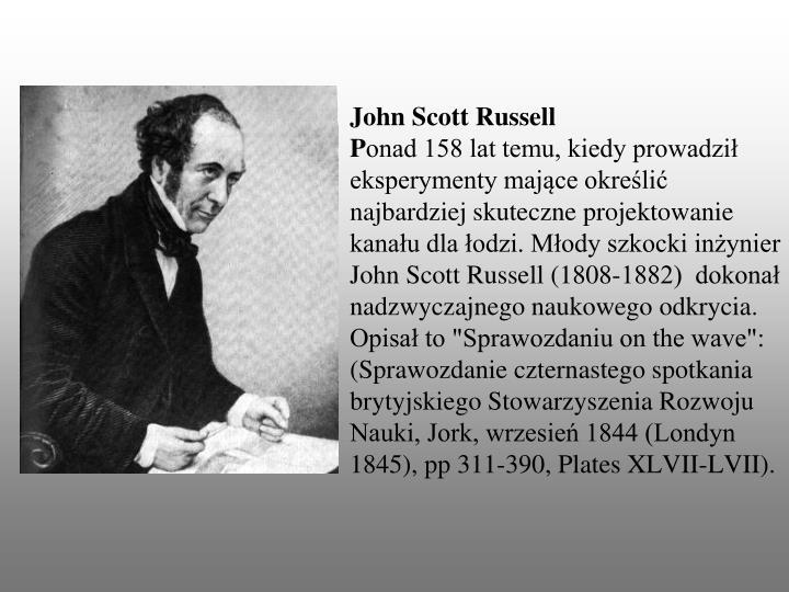John Scott Russell