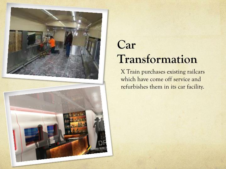 Car Transformation