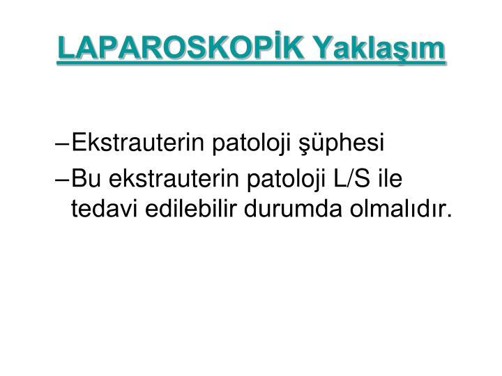 LAPAROSKOPK Yaklam
