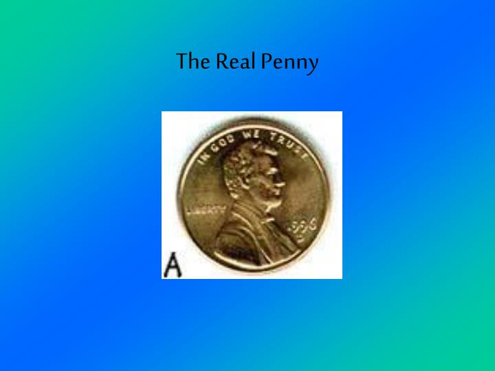 The Real Penny