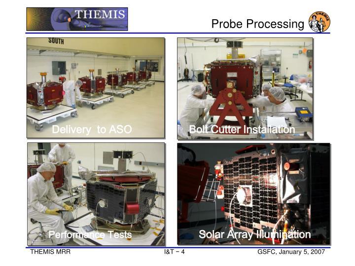 Probe Processing