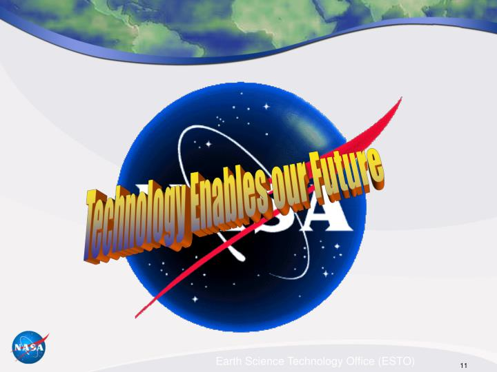 Technology Enables our Future
